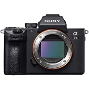 Sony Alpha 7 III | Full-Frame Mirrorless Camera ( Fast 0.02s AF, 5-axis in-body optical image stabilisation, 4K HLG…