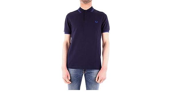 Fred Perry M3600 Polo Hombre Azul/Real XL: Amazon.es: Ropa y ...