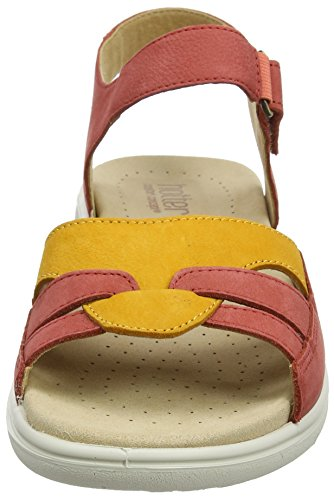 Hotter Women's Madeline Open-Toe Sandals Spice Multi 8AphBFl