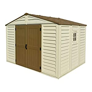 plastic sheds 10x8 duramax woodbridge