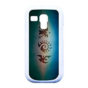 Samsung Galaxy S3 Mini i8190 Cases Cell Phone Case Cover white Game StarCraft 2 Protoss 5T6T917478