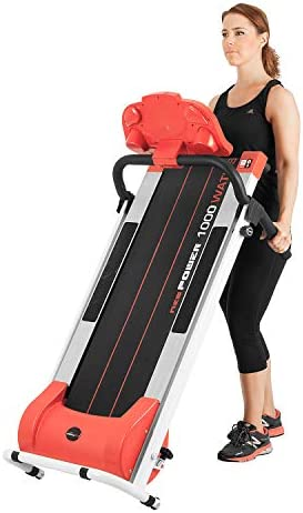 Novohogar Cinta de Andar y Correr Red Power. Plegable. 1000W de ...