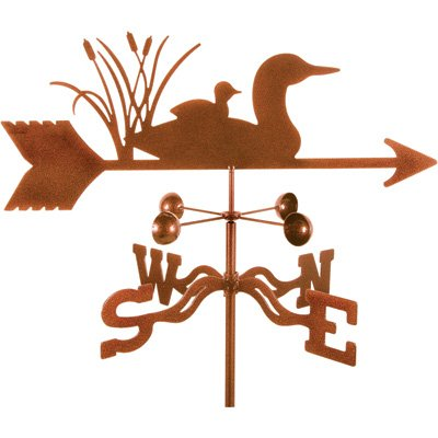 EZ Vane Garden Mount Weathervane, Loon, Model# 9340
