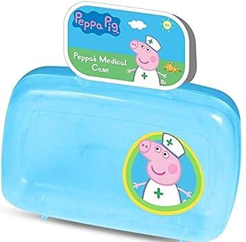 Estuche de transporte médico Peppa Pig: Amazon.es: Juguetes ...