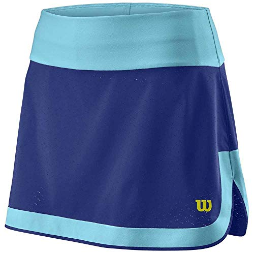 (Wilson-Women`s Urban Wolf 2 Perf 12.5 Inch Tennis Skort-(097512325004) )