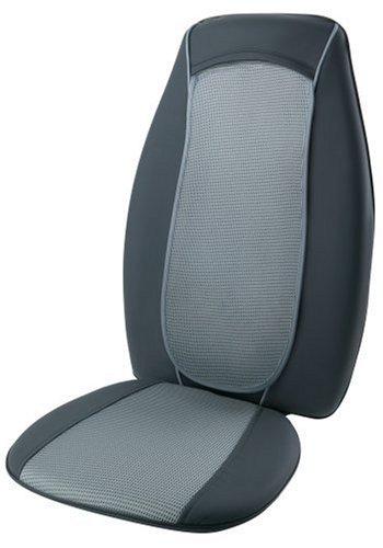 Homedics SBM-300H Therapist Select Shiatsu PLUS Massaging Cushion with Heat (Shiatsu Select Therapist Massaging Cushion)