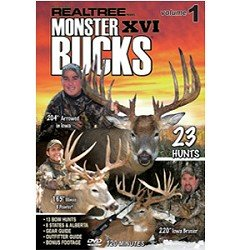 Realtree Outdoors Monster Bucks XVI DVD - Volume 1