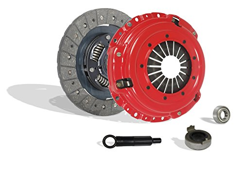 (Clutch Kit Works With Acura Integra Honda Cr-v Civic Del Sol Gs Gs-R Se Ex Lx Se Type R Si Vtec Rs 1994-2001 1.6L L4 1.8L L4 2.0L L4 GAS DOHC Naturally Aspirated)