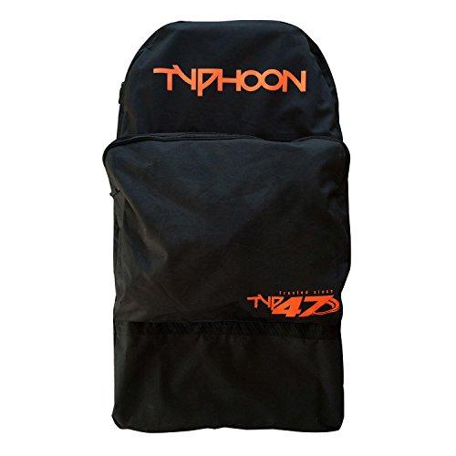 Soles Up Front SUF Tasche für Bodyboard, gepolstert, für 2 Bodyboards mit 84 / 107 cm. Große Taschen. Rucksack mit Schulter- oder Tragegurt. grau grau