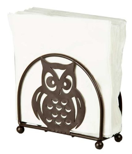 Home Basics Owl Napkin Holder
