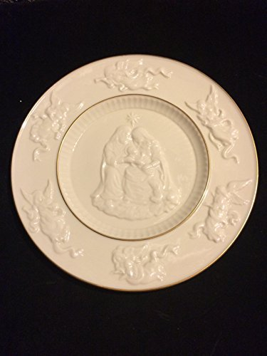 Lenox Nativity Holy Family Collector Plate