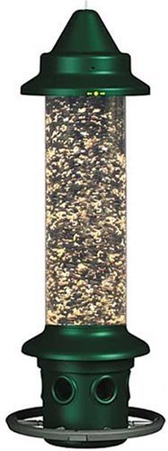 Brome 1024 Squirrel Buster Plus Wild Bird Feeder with Cardinal Perch Ring Jardin, Pelouse, Entretien product image