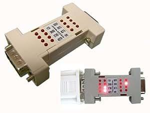 Kalea Informatique - Comprobador bilateral RS232, RS422 y RS485