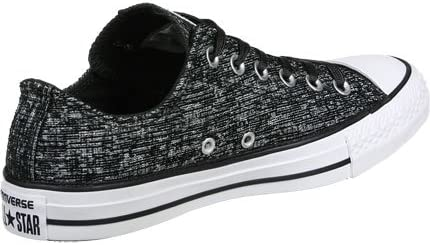 All Star Ox Black & Whit 6
