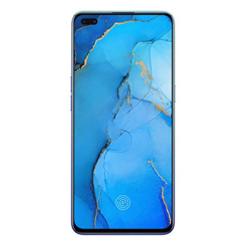 OPPO Reno3 Pro (Auroral Blue, 8GB RAM, 128GB Storage) Without Offer