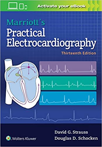 Marriott's Practical Electrocardiography 13th Edition