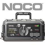 NOCO Genius Boost Max GB500 20000 Amp 12V/24V UltraSafe Lithium Jump Starter