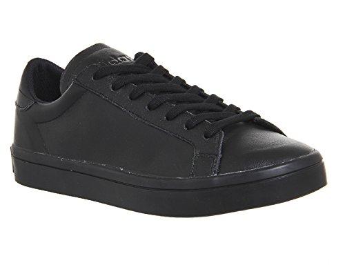 Scarpe Da Ginnastica Adidas Original Mens Corte Vantage Us5.5 Nero