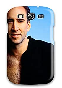 SipRLIR4420fmdJT Nicolas Cage Fashion Tpu S3 Case Cover For Galaxy