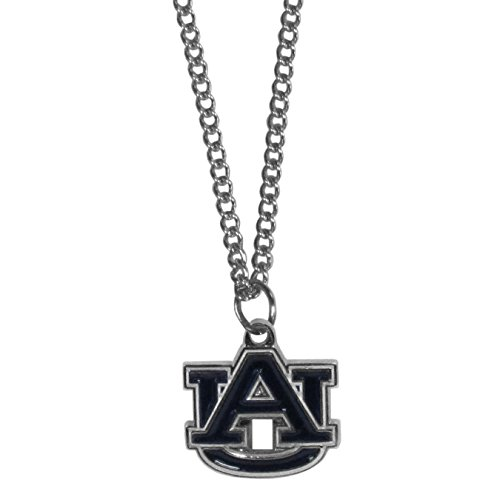 Tigers Tigers Basketball Pendant - Auburn Tigers Logo Pendant Chain Necklace - NCAA College Athletics Fan Shop Sports Team Merchandise