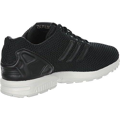 Barato Adidas top Zx Negro Nbyshop Flux Zapatillas Niño SqMzVGUp