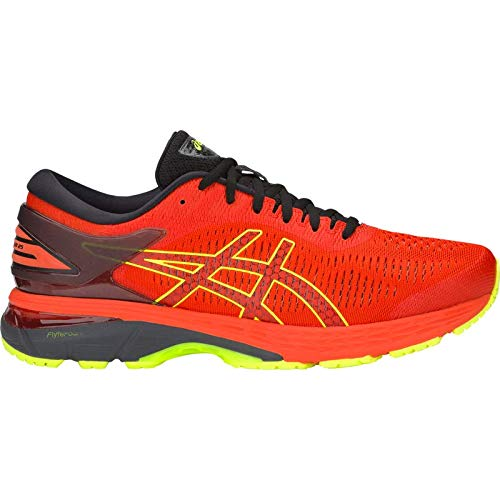 ASICS Gel-Kayano 25 Men's Running Shoe, Cherry Tomato/Black, 7.5 D US by ASICS (Image #4)