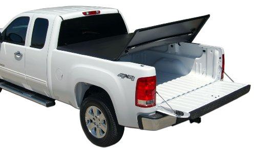 Tonno Pro 42-106 Tonno Fold Black Tri-fold Truck Tonneau Cover (Polaris Ranger Bed Cover compare prices)
