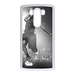 Sports lebron james LG G3 Cell Phone Case White gift pjz003-9382117