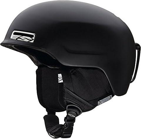 Smith Optics Maze Helmet (Small/51-55-cm, Matte Black) - Smith Maze Audio