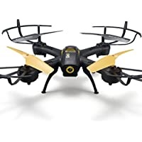 Leewa@ D61 Photography 6 Axis Quadcopter Wifi FPV HD Camera 2.4Ghz Unmanned RC Aerial -Yellow+Black