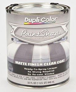 (Krylon (KRYBSP307) Paint Shop Matte Finish Clear)