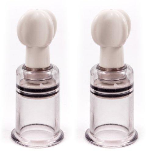 GIPFELSTÜRMER Nippel Sucker, der Ultimative Nippelsauger, saugt so stark wie kein anderer, verschiedene Größen (Größe M - 28mm)