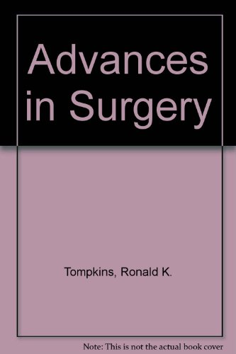 Advances in Surgery: v. 21