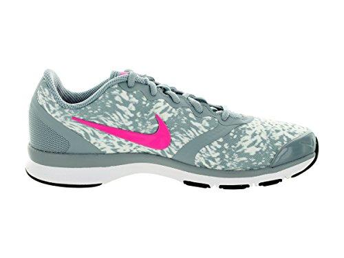 Nike Kvinnor I Säsong Tr 4 Cross Trainer Löparskor Dove Grå / Pnk Pw / Gry Mst / Vit