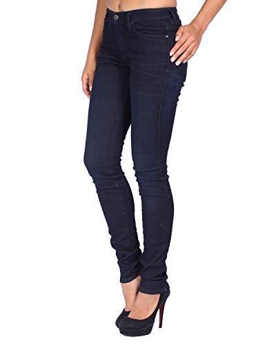 Diesel Da Super Skinny Slim Dona Blu Skinzee marino Jeans R838r rr5pHq4x