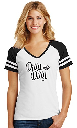 Gotta Love It! Dilly Dilly District Made Ladies Sporty Tee