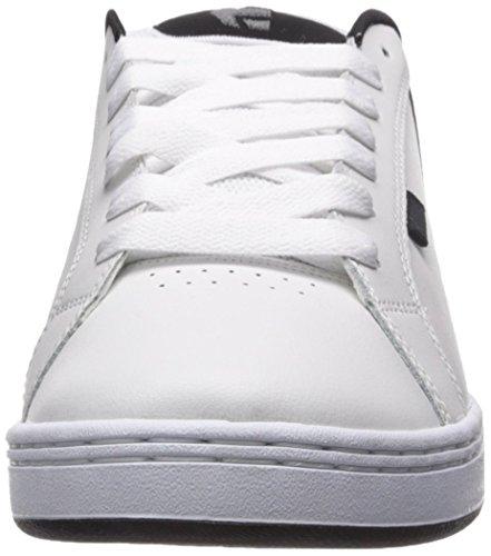 Zapatilla Etnies Fader Skate Blanco / Gris Oscuro