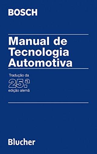 Manual de Tecnologia Automotiva