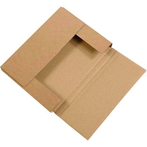 BOX USA BM1183BFK 11'L x 8 1/2'W x 3'H, Kraft (Pack of 50)