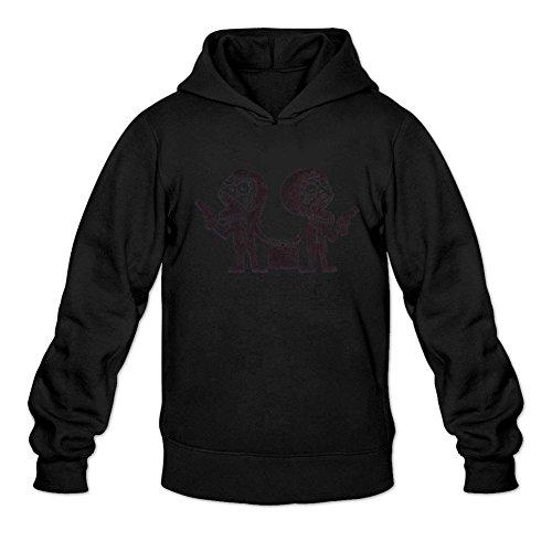 Men's Sugar Skulls 3 Hoodie Sweatshirt