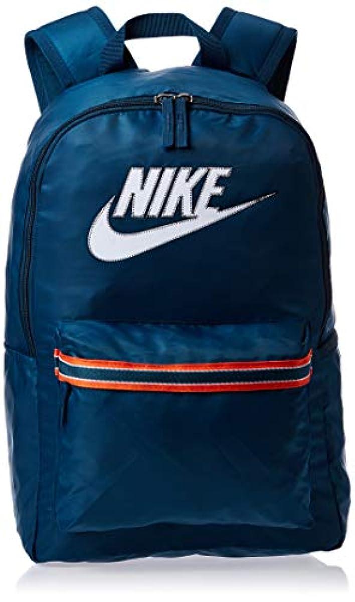 [해외] 나이키(NIKE) 헤리티지 백팩 (jersey)저지 컬쳐 BA6092 474 블루 포스/화이트 MISC
