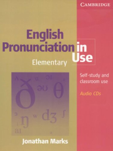 English Pronunciation in Use Elementary Audio CD Set (5 CDs) by Brand: Cambridge University Press