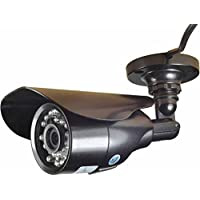 Wide Angle Security Camera 960TVL Waterproof Color CCTV IR 24 LEDs Night Vision 2.8mm Lens