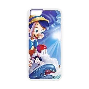 iphone6 4.7 inch Phone Case White Pinocchio Pinocchio CZL5834962