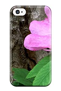Fashion Protective Flowers S Case Cover For Iphone 4/4s