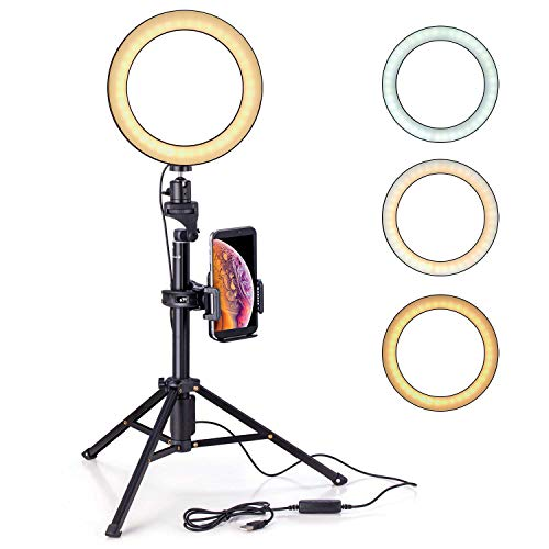 Eocean inchesTripod Ringlight Photography Compatible