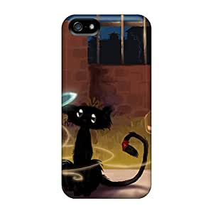 CC WalkingDead iphone 6 4.7 Well-designed Hard Case Cover Magic Cat Protector