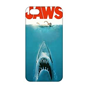 Evil-Store Jaws whale and swimming girl 3D Phone Case for iPhone 5s