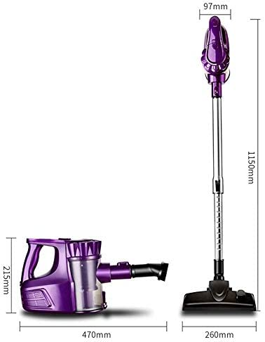 Lgl-cqs Aspirateur Domestique, Haute Puissance Voiture Aspirateur, Sans Fil Vertical Aspirer, Nettoyeur Portable Sweeper Mopping Machine