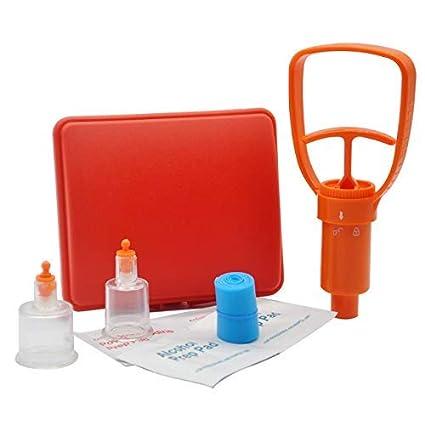 TRIROCK Kit de Extractor de Veneno para Primeros Auxilios ...